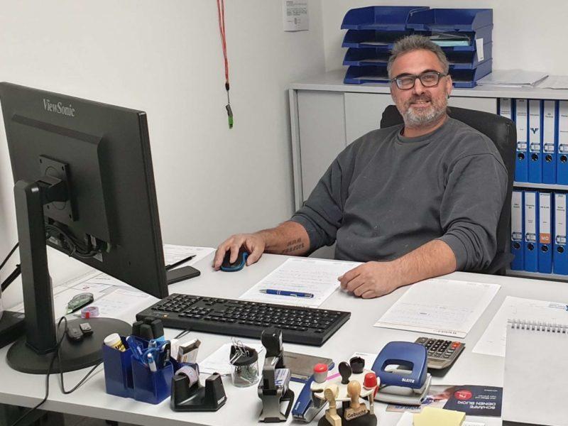 R&H GmbH Geschäftsführer Carlo Klinger