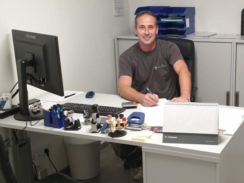 R&H GmbH Geschäftsführer Marco Gaißer