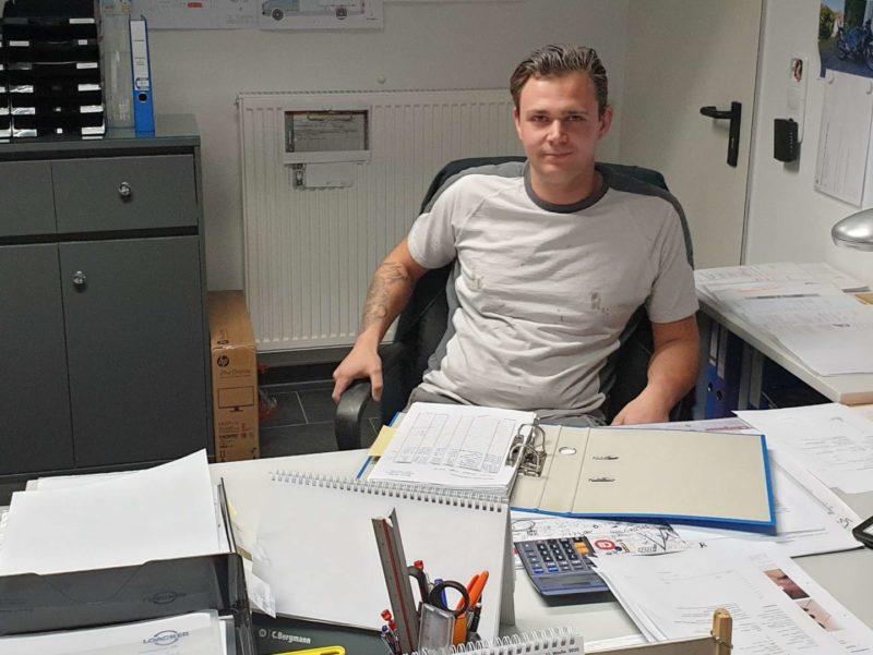 R&H GmbH Teamleiter Micha Unger